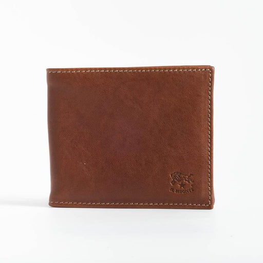 IL BISONTE - Continuativo - C0437 - Men's Wallet - Sepia Brown Women's Accessories Il Bisonte