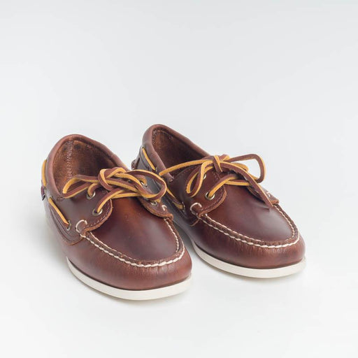 SEBAGO - Jacqueline Waxy - 71111HW - Brown Women's Shoes SEBAGO - Women's collection