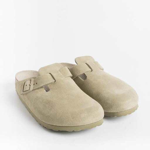 BIRKENSTOCK - 1019108 - BOSTON - Khaki Women's Shoes BIRKENSTOCK