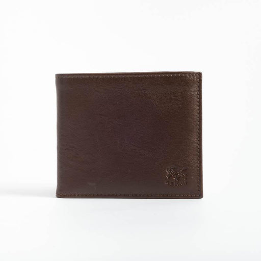IL BISONTE - Continuativo - C0487 - Men's Wallet - Brown Women's Accessories Il Bisonte