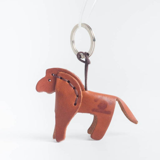 Cappelletto 1948 - Keychain - Horse Women's Accessories CappellettoShop leather