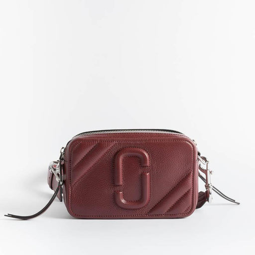 MARC JACOBS - H115L01FA21- The Moto Shot - Cowhide Red Bags Marc Jacobs