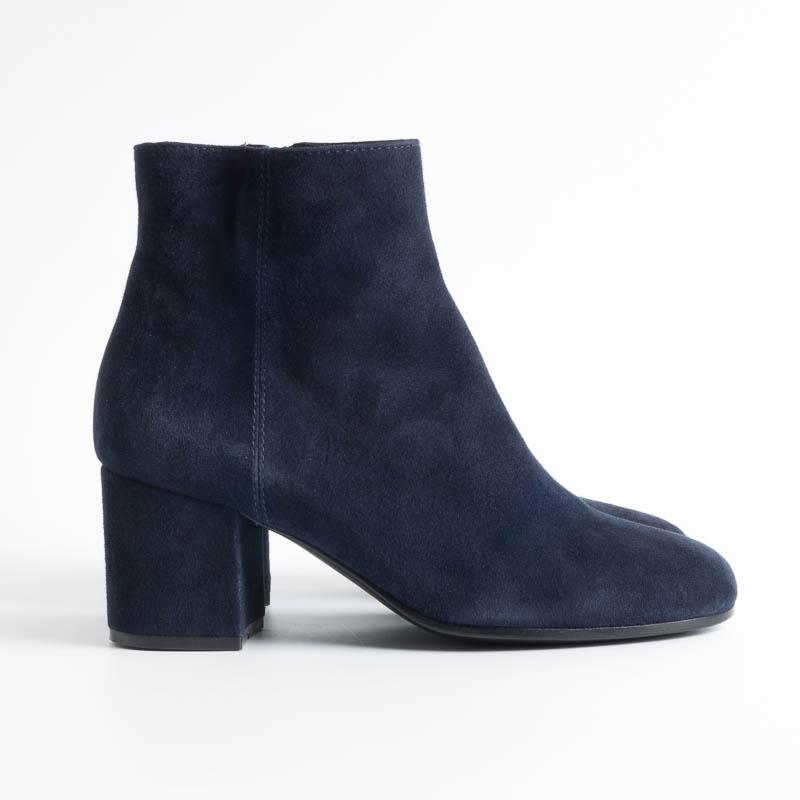 VIA ROMA 15 - 2309 - Ankle Boots - Blue Suede