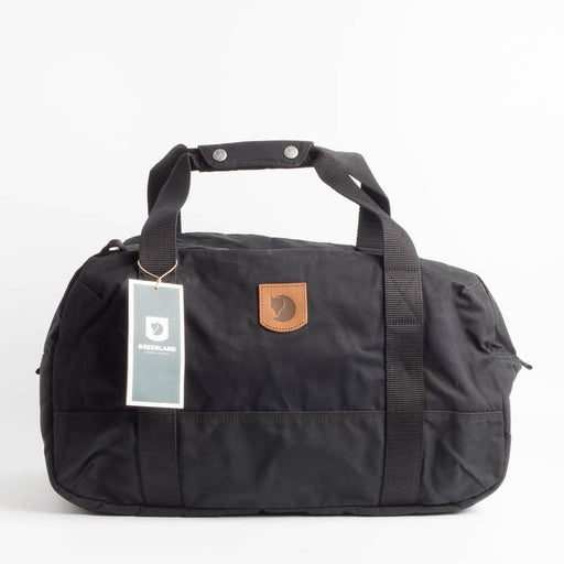 FJÄLLRÄVEN - 23161 Greenland Duffle - 550 Black Fjallraven backpack