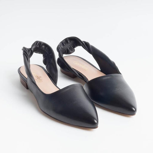 Cappelletto 1948 - Chanel Jolie38 - Nero Scarpe Donna CAPPELLETTO 1948