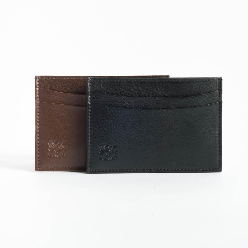 IL BISONTE - Continuativo - C0567 - Cardholder -Brown Il Bisonte Women's Accessories