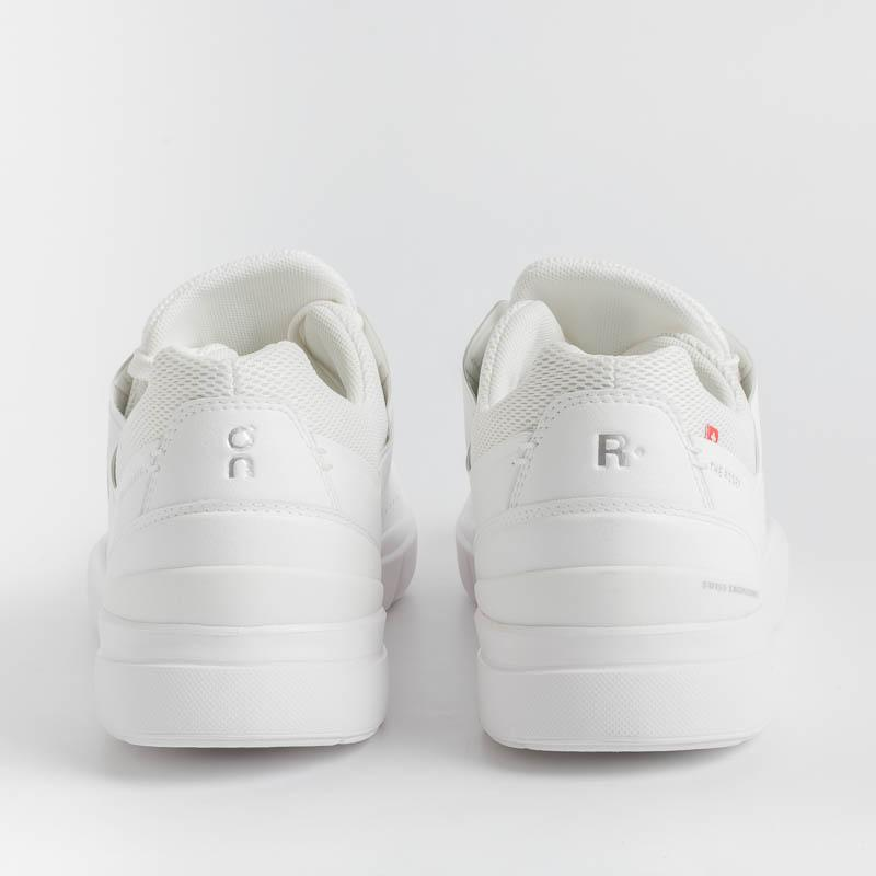 ON RUNNING - The Roger - White Men's Shoes ON - Men's Collection