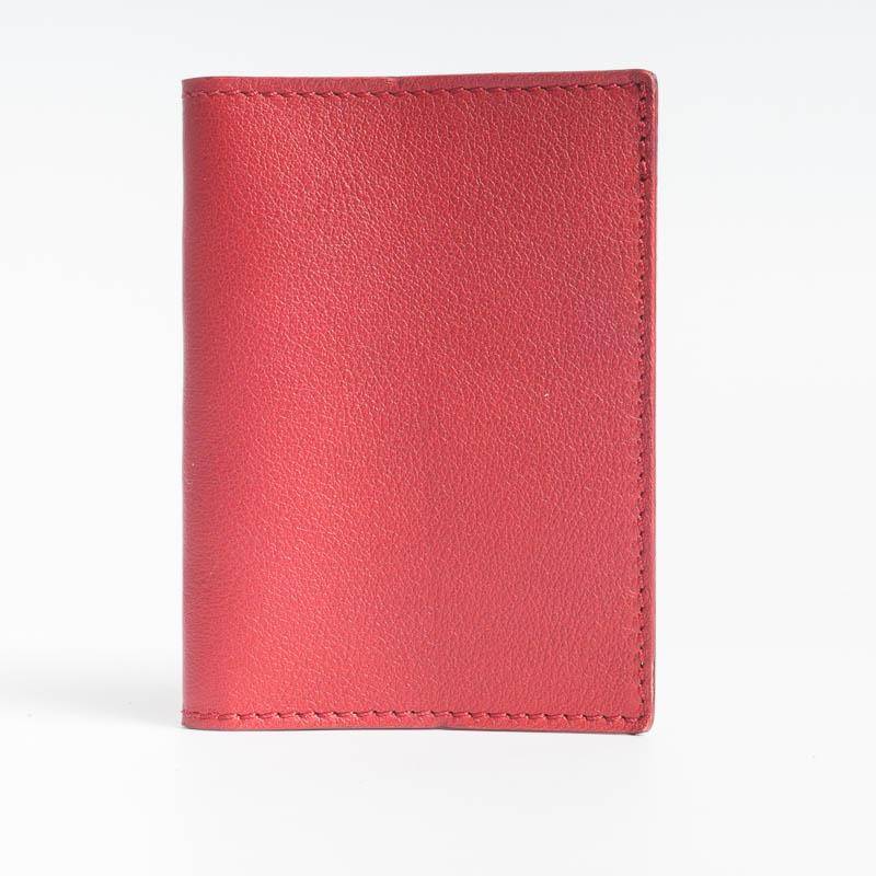 SACHET Private Labo - Card Holder - Various Colors Accessories Woman SACHET RED