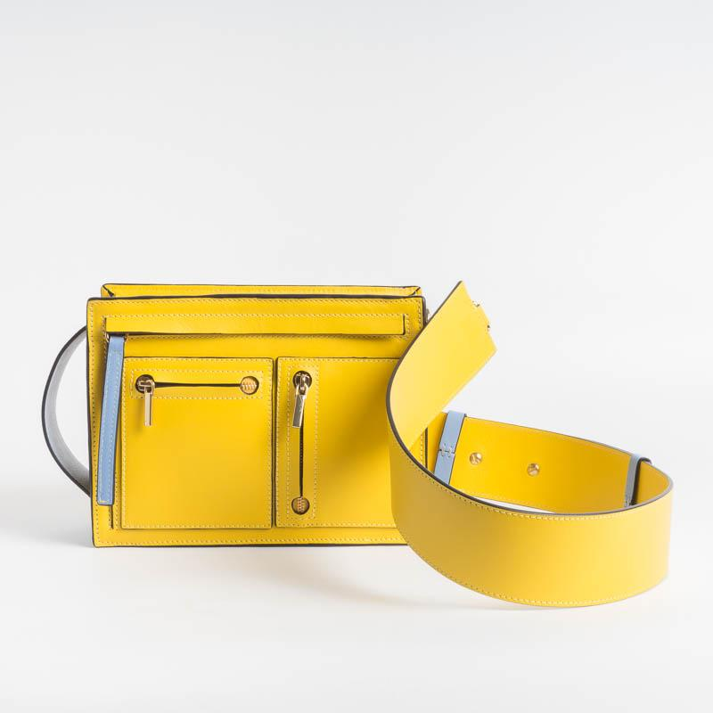 LLAF - Shoulder Bag - Golden Yellow LLAF Bags
