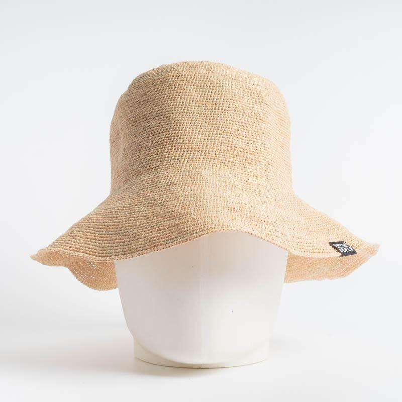 SUPER DUPER HATS - Cappello Viaggio - Naturale Accessori Donna SUPER DUPER HATS NATURALE
