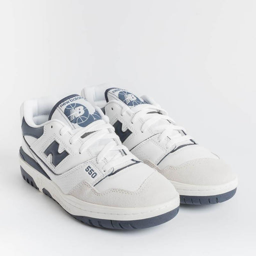 NEW BALANCE - Sneakers BB550WA1 - White Men's Shoes NEW BALANCE - Men's Collection