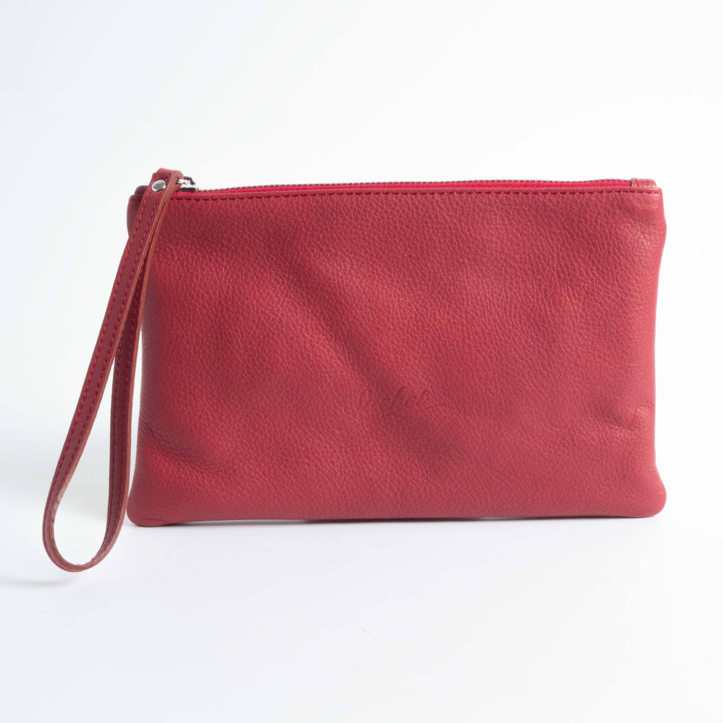 SACHET - Clutch bag P7 - NATUR - Various Colors Bags SACHET ROSSO