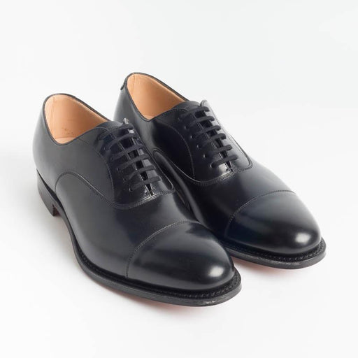 CHURCH'S - Francesina - Dubai - Polished Binder Black Scarpe Uomo Church's