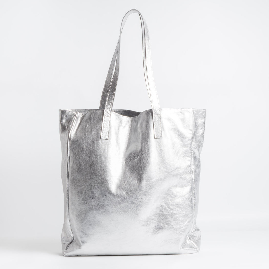 SACHET - Tote 111 - Shopping - Various Colors Bags SACHET SILVER