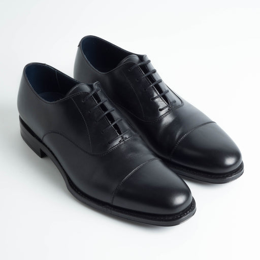 BERWICK 1707 - FW 2018/19 - 6824 -K1 - Oxford - Black Shoes Man Berwick 1707