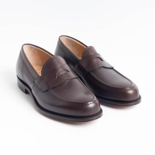 CHURCH'S - Loafer - Dawley - Ebony Men's Church's Shoes