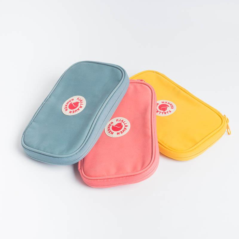 FJÄLLRÄVEN Kånken Travel Wallet - Various Colors Fjallraven backpack