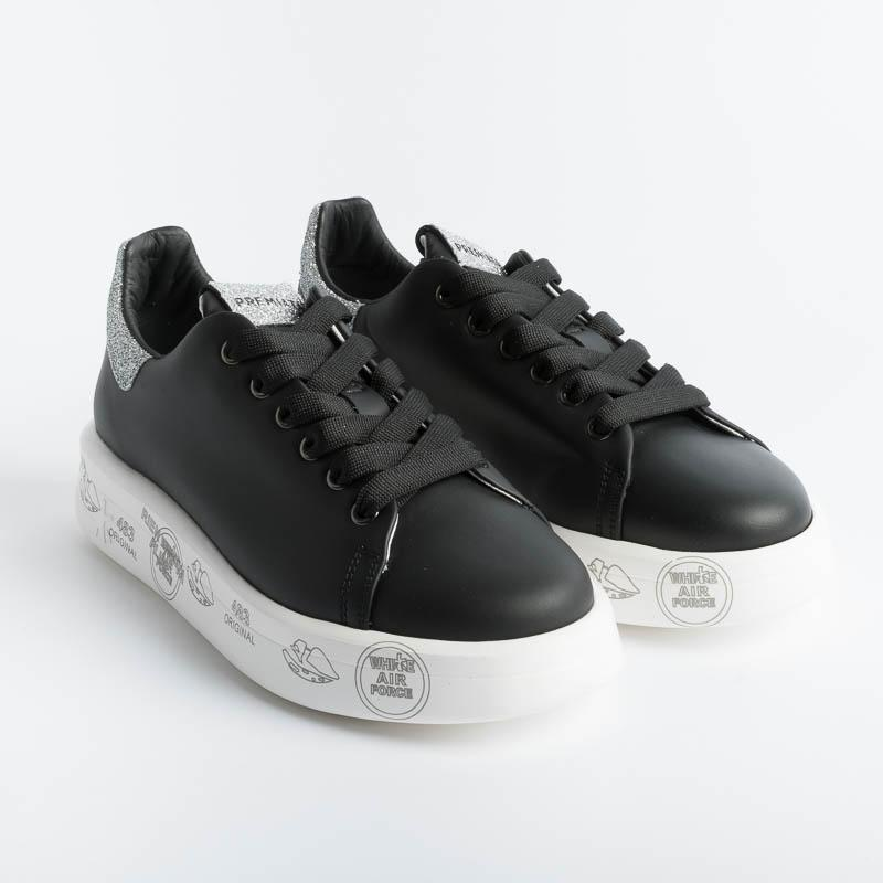 PREMIATA - Sneakers - BELLE 4904 - Black Women's Shoes Premiata - Women's Collection