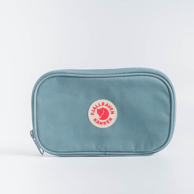 FJÄLLRÄVEN Kånken Travel Wallet - Various Colors Backpack Fjallraven 664 Frost Green