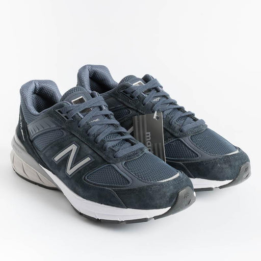 NEW BALANCE - Sneakers M990NV5 - Blue Men's Shoes NEW BALANCE - Men's Collection