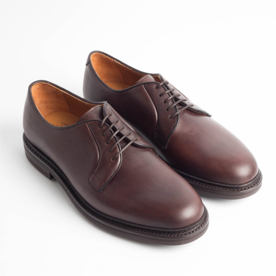 BERWICK 1707 - FW 2018/19 - 4406 - Derby Cromex - Dainite - Brown Shoes Man Berwick 1707