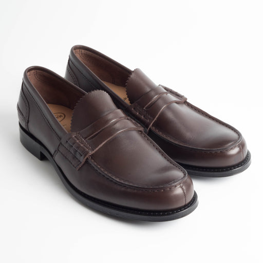 CHURCH'S - PEMBREY R- EDC 001 - Limited Edition - Brown Church's Men's Shoes