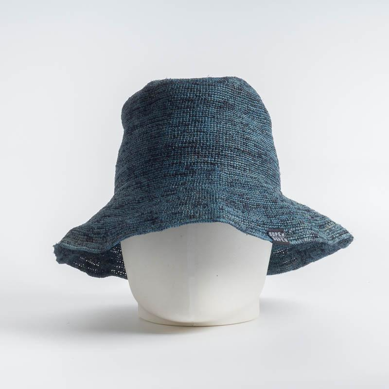 SUPER DUPER HATS - Cappello Viaggio - Naturale Accessori Donna SUPER DUPER HATS BLU