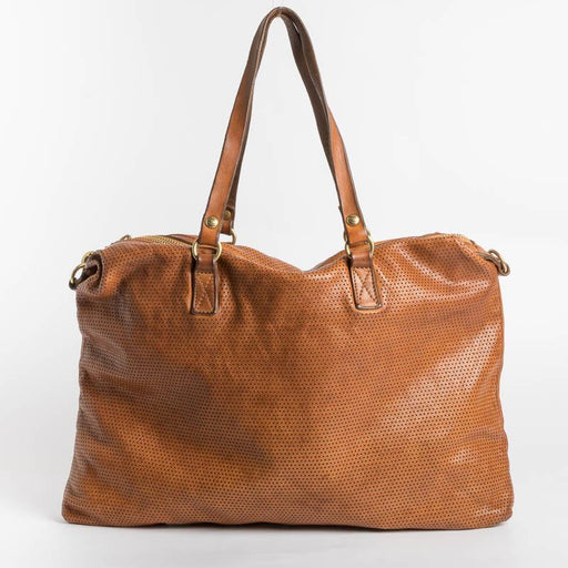 CAMPOMAGGI - Shoulder bag - C026250 - Leather Bags Campomaggi