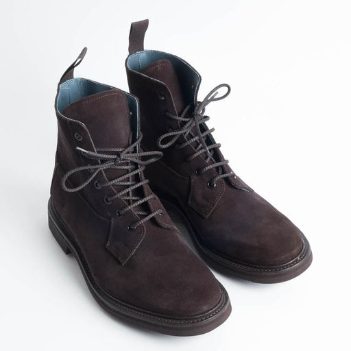 TRICKER'S - Continuativo - Burford coffee reversed Scarpe Uomo Tricker's