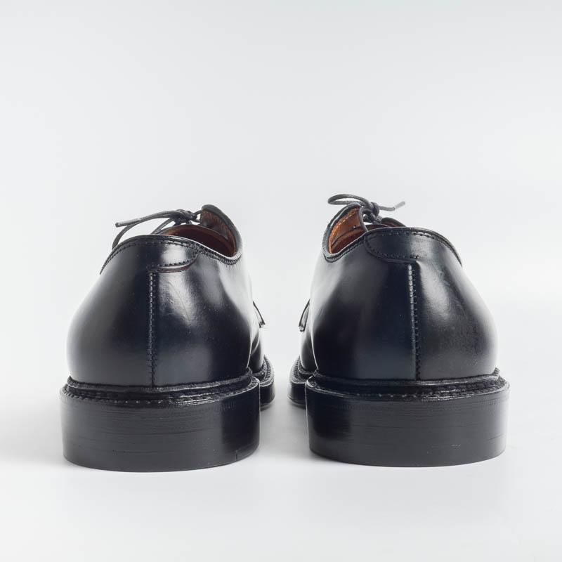 ALDEN - 9901 - Cordovan Derby black - Call to buy Alden Men's Shoes