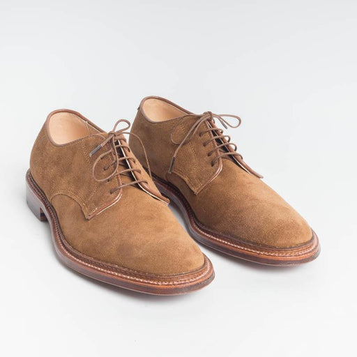 ALDEN - 29336F - Burnt Derby - Call to buy Alden Men's Shoes