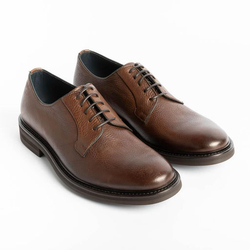 SEBOY'S - Derby - 3810 - New Jersey Brown Shoes Man SEBOY'S