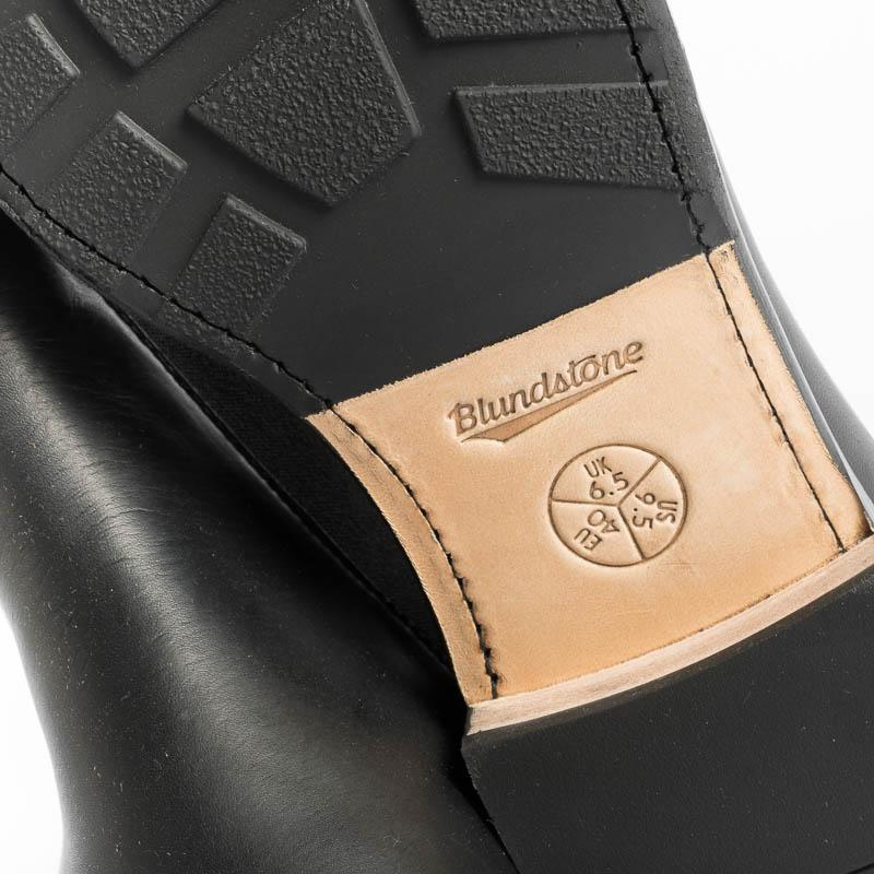 BLUNDSTONE - 153 - Heritage Goodyear Welt Black Blundstone Collection Blundstone