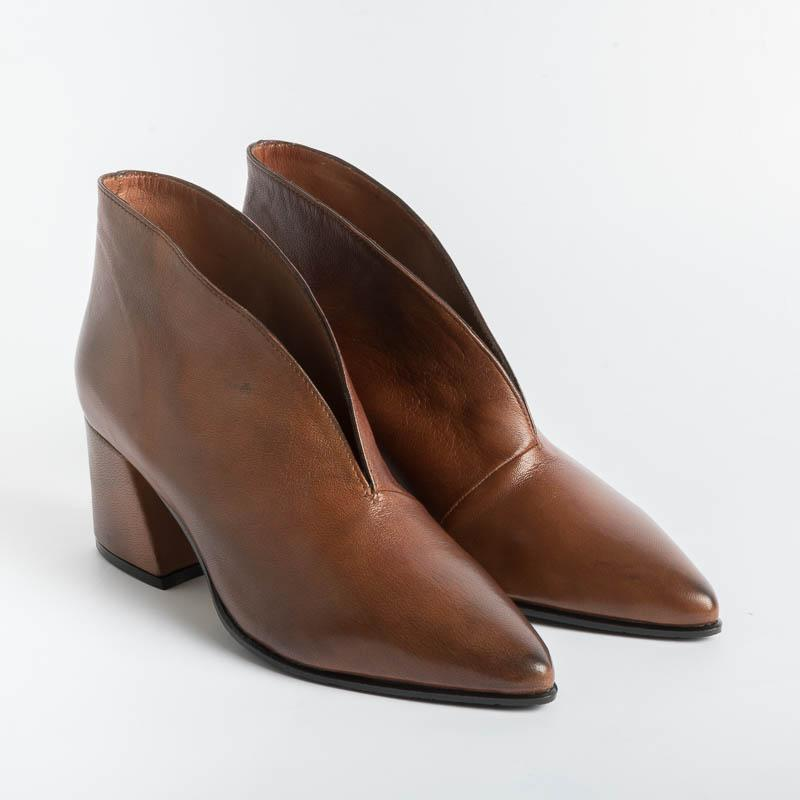 L 'ARIANNA - TR8006 / G -Soft Leather Shoes Woman L'Arianna