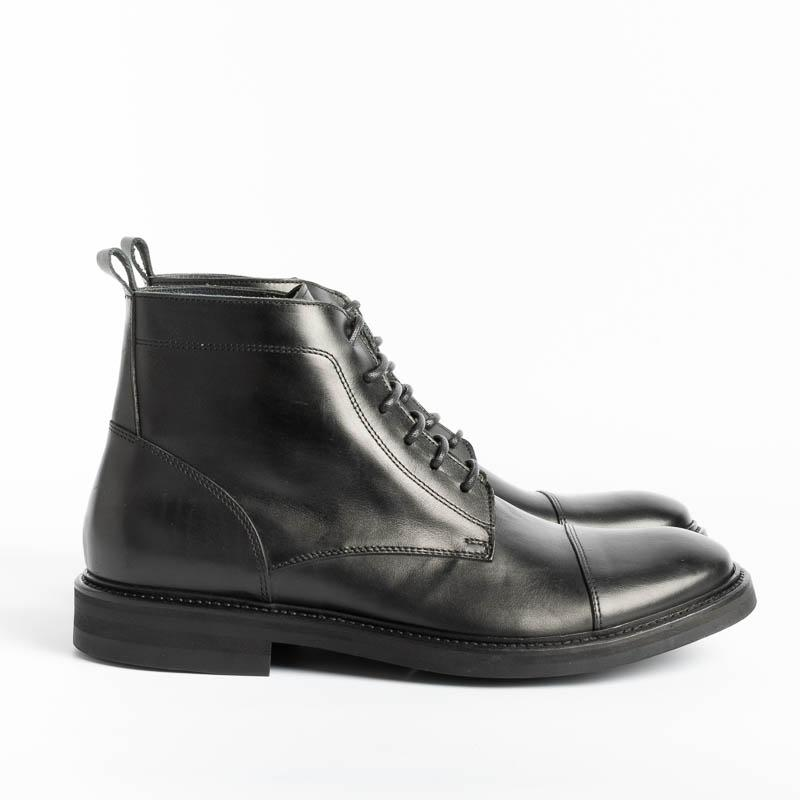 SEBOY'S - Ankle boots - 5167 - Nevada Black Shoes Man SEBOY'S
