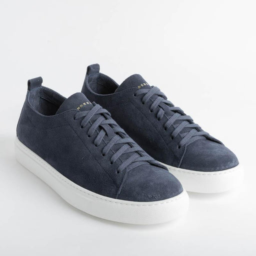 HENDERSON - Tony4 Sneakers - Kudu Baltic Blue Shoes Man HENDERSON