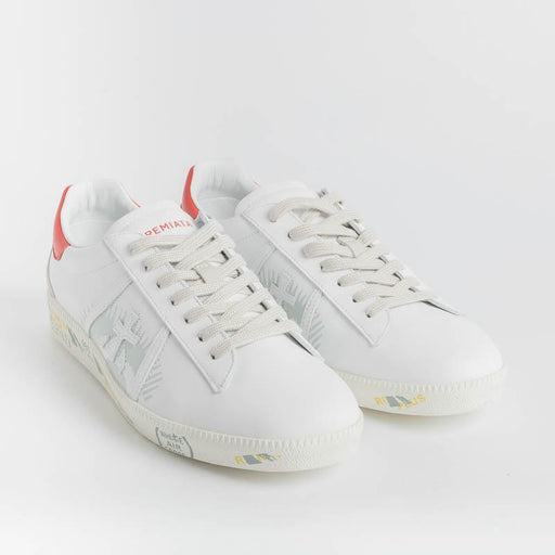 PREMIATA - Sneakers - ANDY 5144 - White Men's Shoes Premiata - Men's Collection