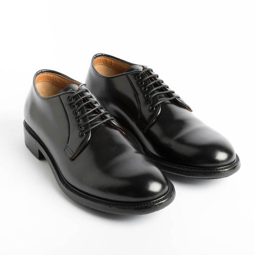 PANTANETTI - Derby - 13972C - Grant Black Men's Shoes PANTANETTI - Man