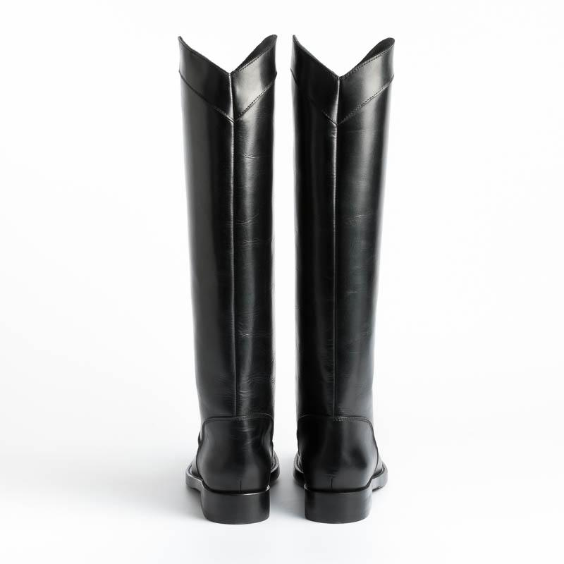 BY A - Boots - 9813 - Black Women's Shoes BY A