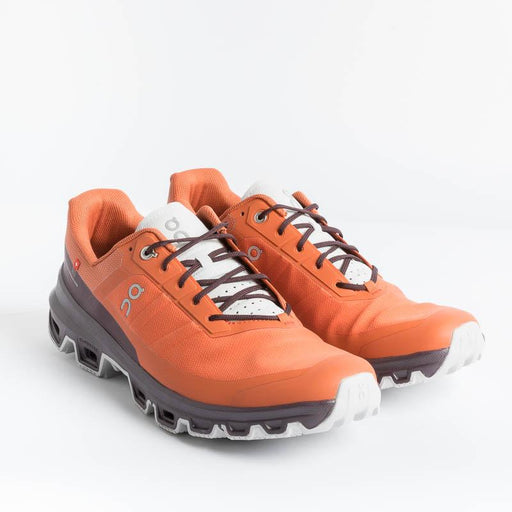 ON RUNNING - Cloud Waterproof - Mulberry Orange Men's Shoes ON - Men's Collection
