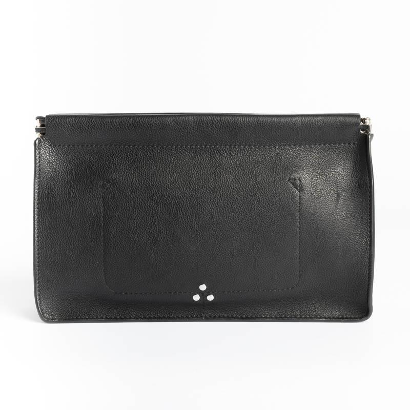 JÉRÔME DREYFUSS - Clic Clac Clutch Bag - Black Bags Jerome Dreyfuss