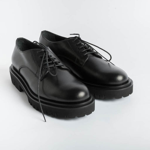 ANNA F - Lace-up - 1342 - Black Women's Shoes Anna F.