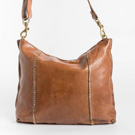 CAMPOMAGGI - Shoulder Bag - C025850ND - Cognac Bags Campomaggi