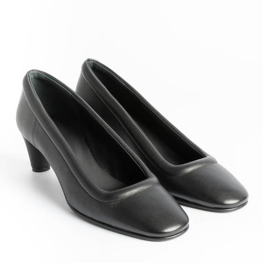 DEL CARLO - Décolleté - 10905 Aren - Savage Black Women's Shoes DEL CARLO