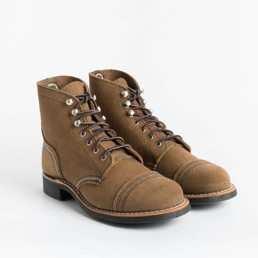 RED WING SHOES - 3364 Iron Ranger Clove Acampo Women's Shoes Red Wing Shoes