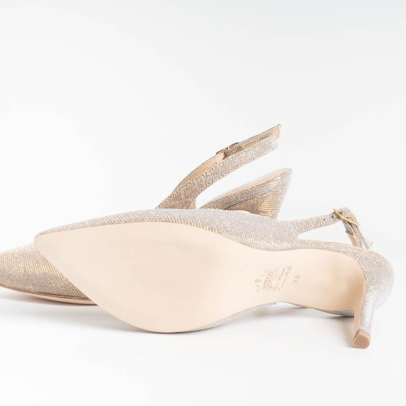 L'ARIANNA - Chanel - CH2002 - Sirio - Nude Woman Shoes L'Arianna