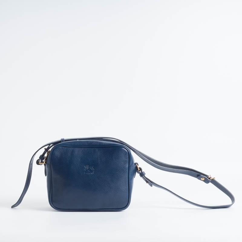 IL BISONTE - A2918 - Shoulder bag - Various Colors Bags Il Bisonte BLU