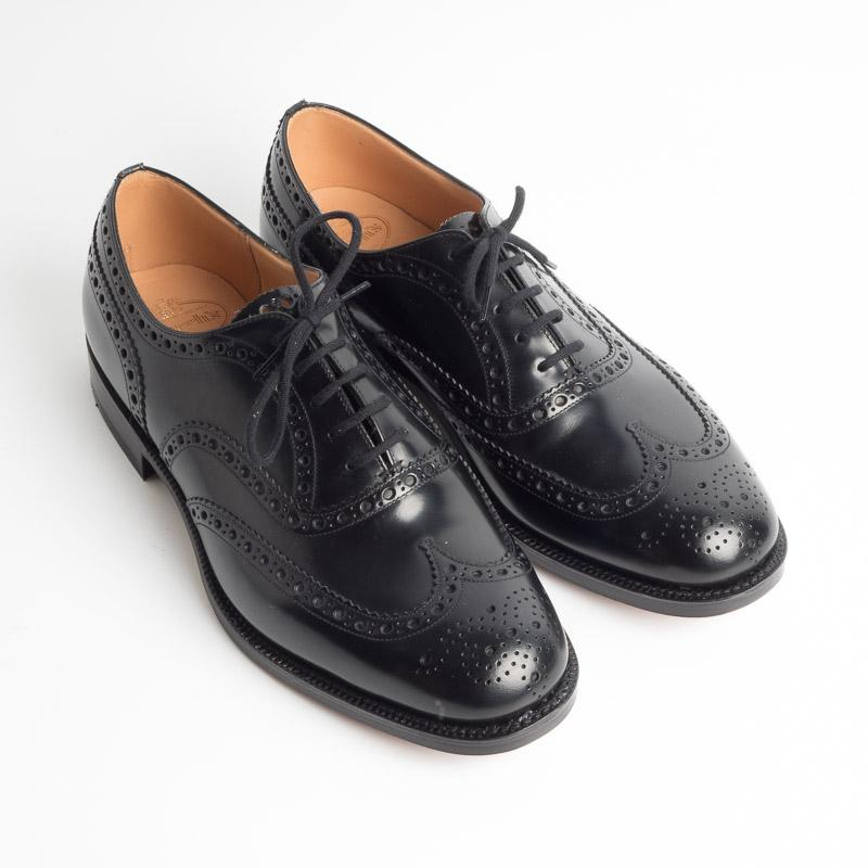 CHURCH'S - Burwood - black Men's Shoes Church's