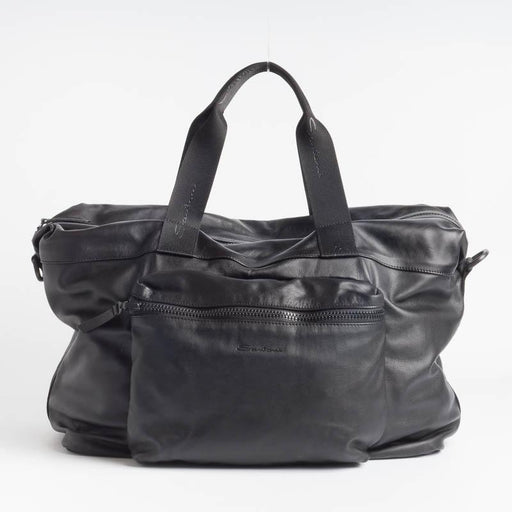 SANTONI - Continuativo - 1871TR - Travel bag - Black SANTONI bags