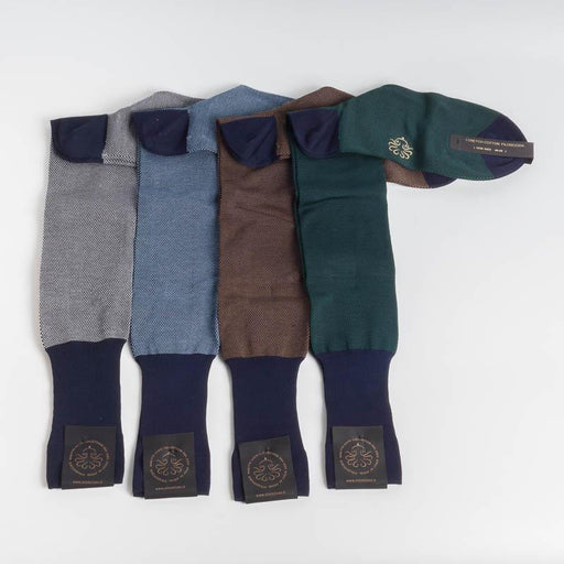 ALTO MILANO - 218 - Men's sock - Various colors Men's Accessories ALTO MILANO - Men's Collection